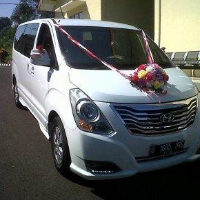 Rental Hyundai H1 Jakarta