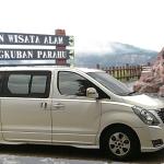 Rental Hyundai H1 Jakarta Tangkuban Perahu