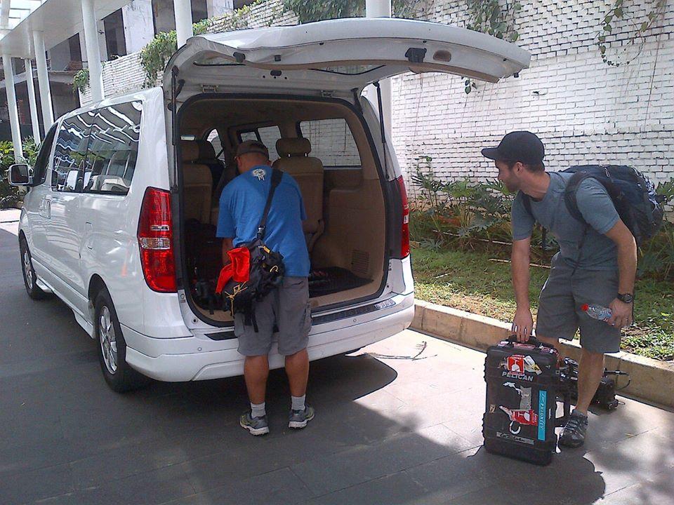 Rental Hyundai untuk Liputan TV 4, 0811-1102-519