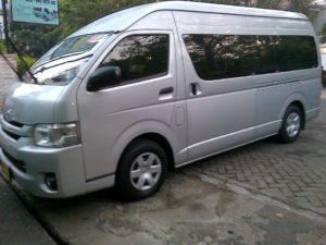 sewa Toyota Hiace Jakarta 0811-1102-519