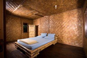 Kamar tidur yang Eksotis