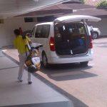 Rental Hyundai H1 Jakarta for Golf