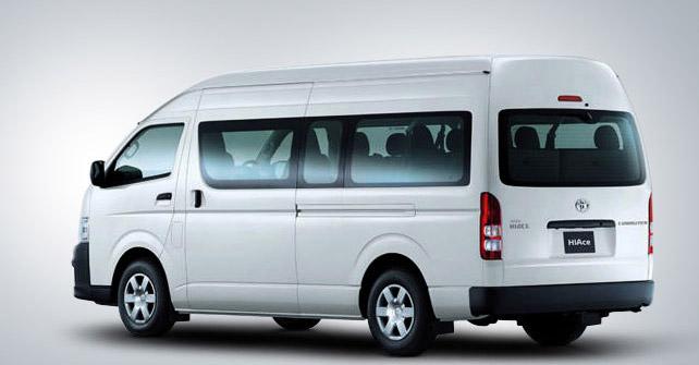 rental Toyota Hiace Jakarta +62811-1102-519