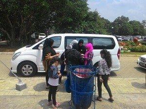 Rental Hyundai H1 Jakarta City Tour+62811-1102-519